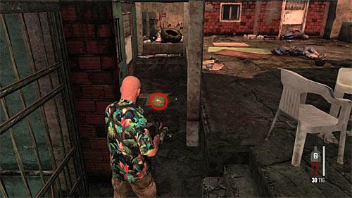 SECRET 2 [Golden Gun - DE - Clues and Golden Guns - Chapter IX - Collectibles - Max Payne 3 - Game Guide and Walkthrough