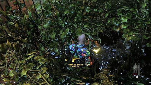 SECRET 7 [Golden Gun - DE - Clues and Golden Guns - Chapter IX - Collectibles - Max Payne 3 - Game Guide and Walkthrough