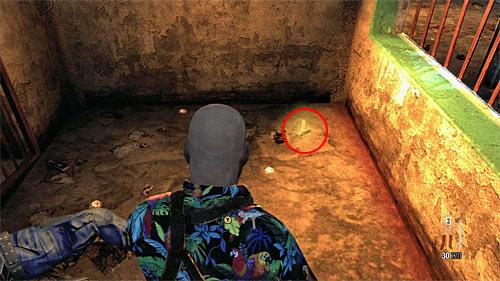 SECRET 9 [Golden Gun - DE - Clues and Golden Guns - Chapter IX - Collectibles - Max Payne 3 - Game Guide and Walkthrough