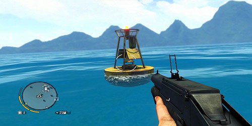 Прежде чем отправиться в этот район, вооружитесь шприцем для глубокого погружения - Северный остров - Юго-западная часть - Объекты культа - Far Cry 3 - Руководство по игре и прохождение игры