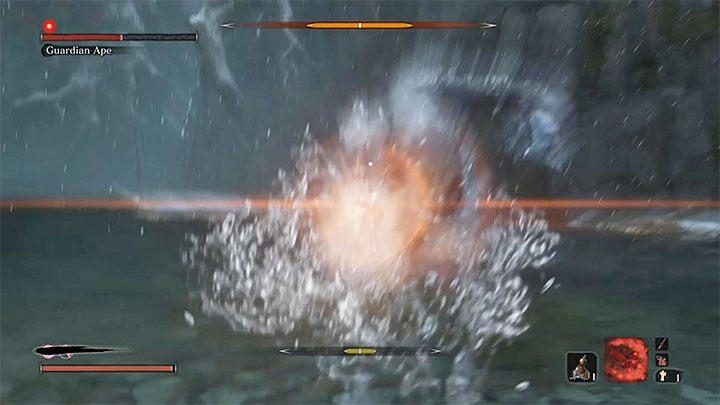 2 - Обезьяна-хранитель в Затонувшей долине   Sekiro Shadows Die Twice Boss Fight - Боссы - Руководство по Sekiro и прохождение игры