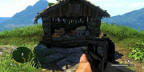 Доберись до вершины, выбрав южный путь, показанный на твоей карте - Северный остров - Юго-западная часть - Объекты культа - Far Cry 3 - Руководство по игре и прохождение игры