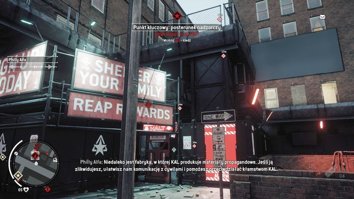 Once you get to the place, use the main entrance shown on the above screenshot, to get inside the outpost - Ashgate - Yellow zone | Key Points - Key Points - Homefront: The Revolution Game Guide & Walkthrough