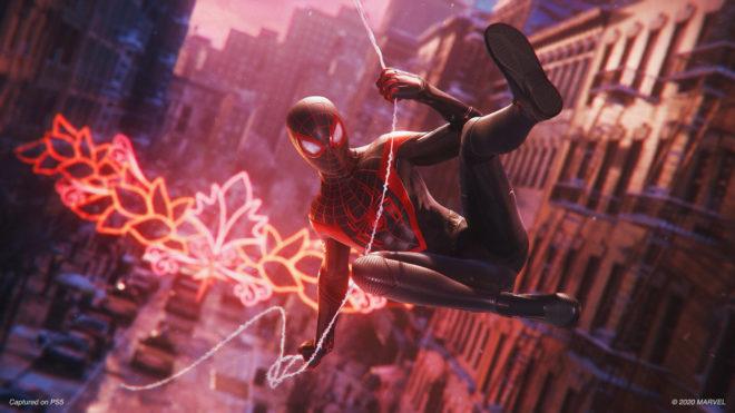 Marvel's Spider-Man: Miles Morales (2020)