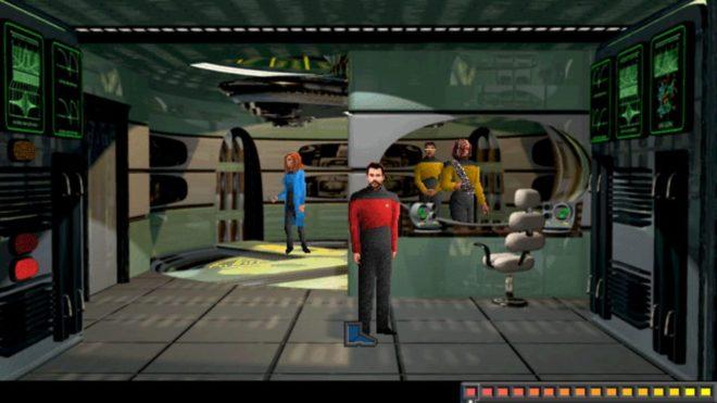 Star Trek: The Next Generation: A Final Unity