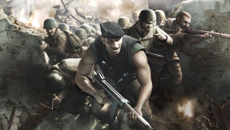 Серия игр Commandos