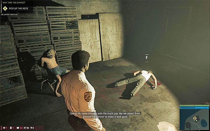 Вы можете переместить тело мертвого стража, найденное в начале игры, в болото - Mafia 3 Achievements - Основная информация - Mafia III Game Guide