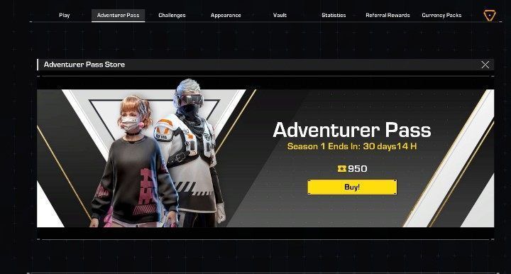 You can unlock Lynn by spending 950 E-Points or by reaching enough levels - Adventure characters in Ring of Elysium - Characters - Ring of Elysium Guide and Tips