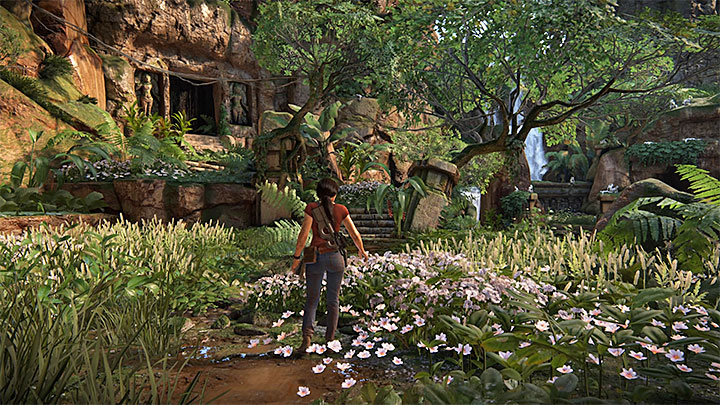 1 - How to find the Queens Ruby (simpler treasure hunts)?   FAQ - FAQ - Frequently Asked Questions - Uncharted: The Lost Legacy Game Guide