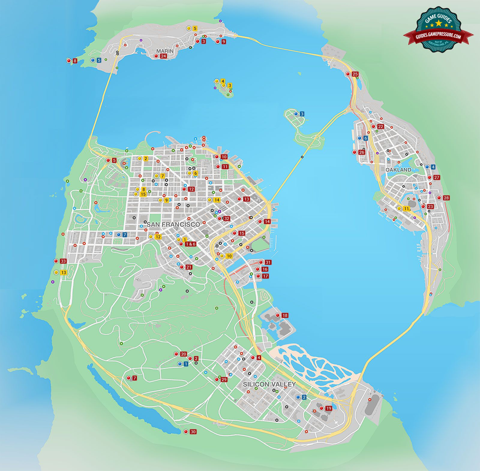 Watch Dogs 2 - Clothing, paintjobs, unique vehicles