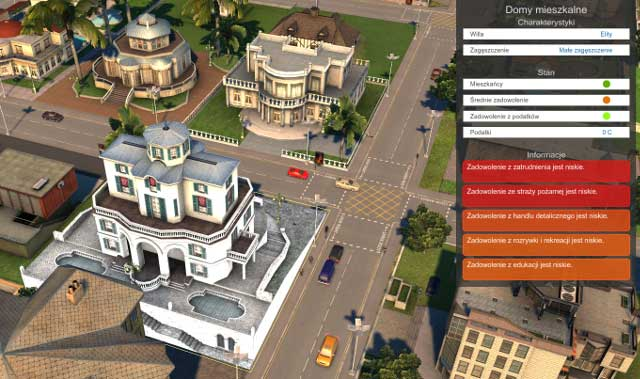 The Elites are cream of society - Gaining population - Development of a metropolis - Cities XXL - Game Guide and Walkthrough