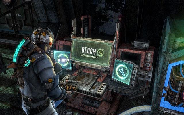 Принадлежности - верстак |  Советы - Советы - Dead Space 3 Руководство по игре