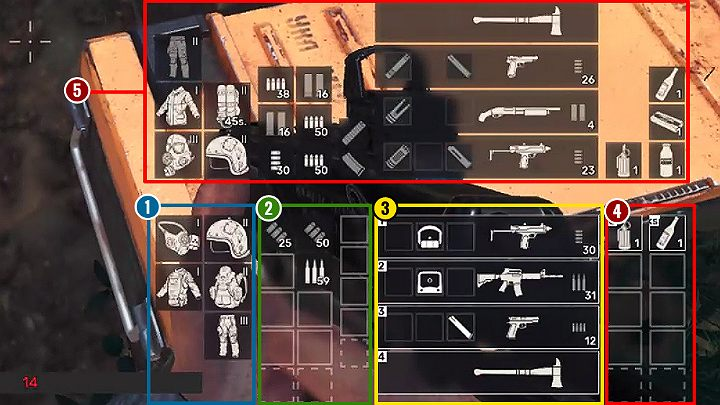 1 - Equipment interface in Fear the Wolves - Basics - Fear the Wolves Game Guide