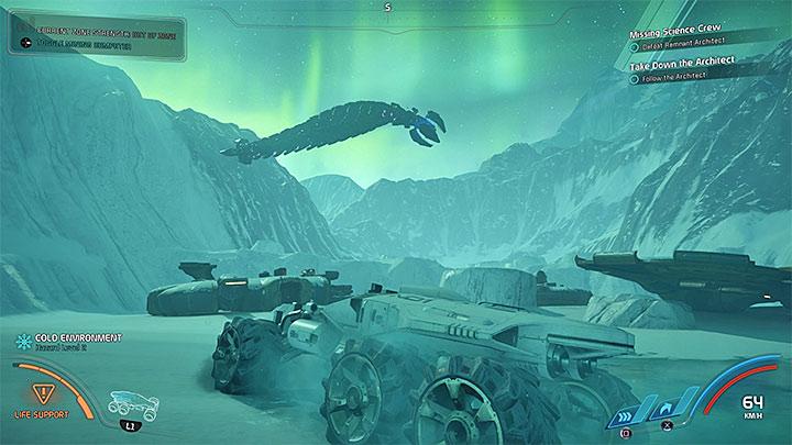 Архитектор из Voeld - Как победить Остатка Voeld?  |  Босс борется |  Прохождение - Битвы с боссами - Mass Effect: Руководство по игре Andromeda