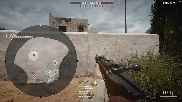 Миникарта может предоставить вам очень полезную информацию, касающуюся поля битвы - Общие советы - Советы - Руководство по игре Battlefield 1