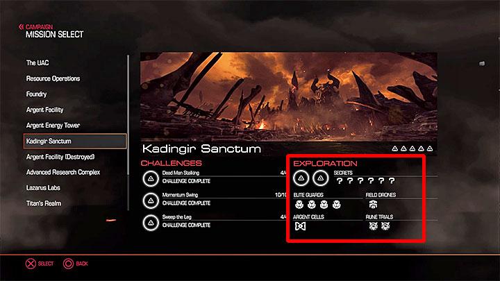 1 - Типы секретов в Doom - Секреты - Руководство по игре в Doom и прохождение