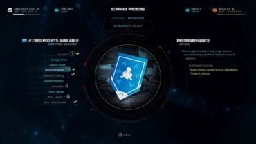 The Reconnaissance cryo pod will reveal dozens of secret containers, full of valuable loot. - How to reveal hidden treasures on the map in Mass Effect: Andromeda? - FAQ - Frequently asked questions - Mass Effect: Andromeda Game Guide