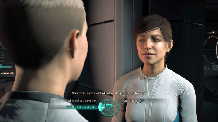 Romancing in Mass Effect Andromeda is a lot easier than before. - Romance - who can you flirt with in Mass Effect: Andromeda? - Romances - Mass Effect: Andromeda Game Guide