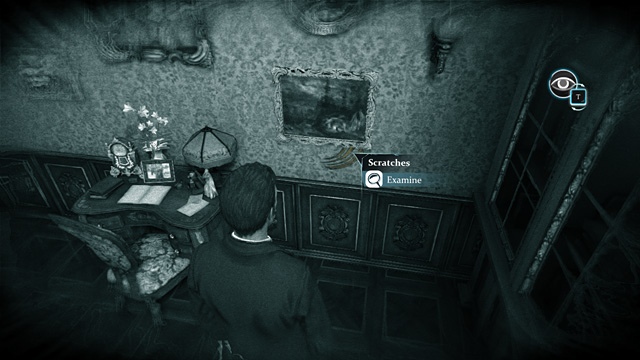 There is a safe hidden behind the Picture. - Inspect the room where Lady Brackenstall is resting - The Abbey Grange Affair - Sherlock Holmes: Crimes and Punishments - Game Guide and Walkthrough
