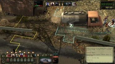 Combat in Wasteland 2 is turn-based - Basic information | Combat - Combat - Wasteland 2 Game Guide & Walkthrough