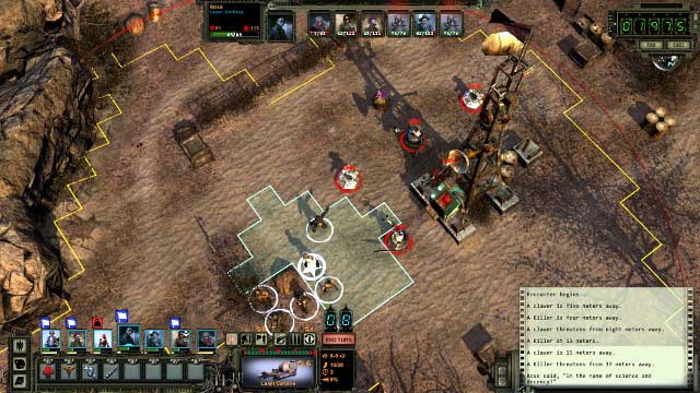 The fight against robots - Quests | Ranger Citadel - quests - Ranger Citadel - quests - Wasteland 2 Game Guide & Walkthrough