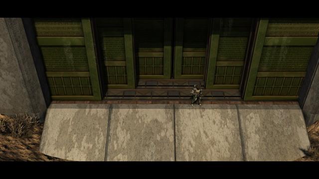 Вход в Цитадель Рейнджеров.  - Важные места |  Разведка - Разведка - Wasteland 2 Руководство по игре и прохождение