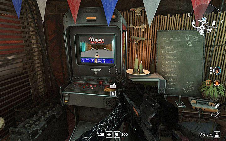 В Wolfenstein 3D вы можете играть после достижения катакомб (катакомб) или укрытия местного движения сопротивления - Как играть в Wolfenstein 3D в Wolfenstein Youngblood?  - Wolfenstein: Youngblood - Руководство по игре и прохождение игры