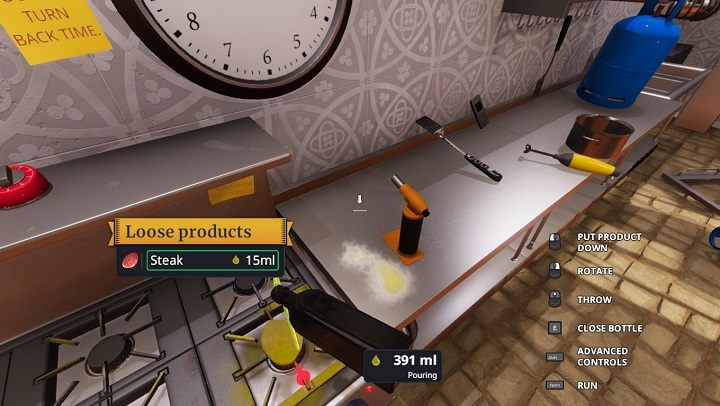 The game requires a 64-bit operating system - the minimum is Windows 7, but it is advisable to use Windows 10 - System requirements in Cooking Simulator - Appendix - Cooking Simulator Guide