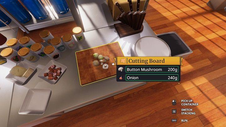 Поместите вещи близко друг к другу, чтобы разделить несколько одновременно и сэкономить время.  - Точный режим обработки и резки в Cooking Simulator - Способности и навыки (разблокировка) - Руководство по Cooking Simulator