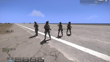 Команда - Командир ИИ - Arma III - Бета - Руководство по игре и прохождение игры