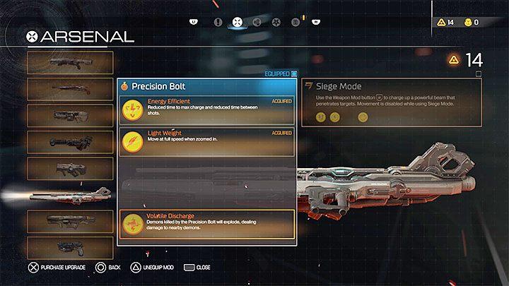 1 - Все оружие в Doom - Основы - Руководство по игре в Doom и прохождение игры