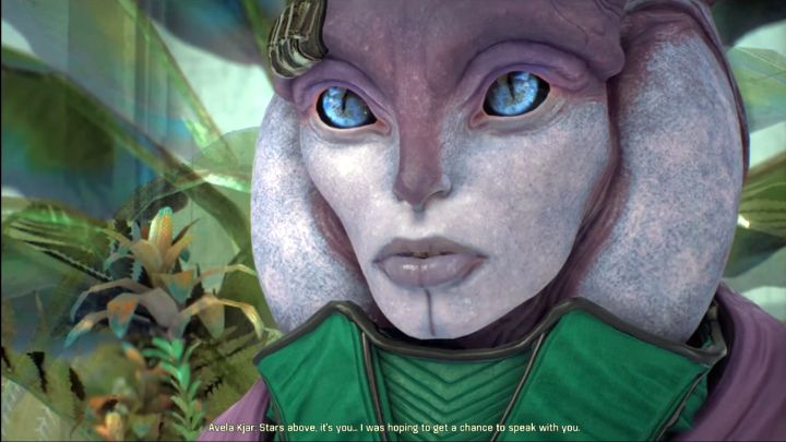 Avela Kjar. - How to start a romance with Avela Kjar in Mass Effect: Andromeda? - Romances - Mass Effect: Andromeda Game Guide