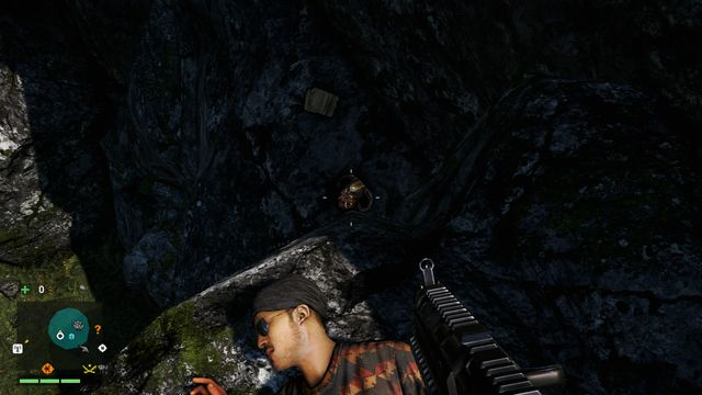 Head left from the outpost, towards the mountains - Southern and central Kyrat - Yalungas Masks - Far Cry 4 - Game Guide and Walkthrough