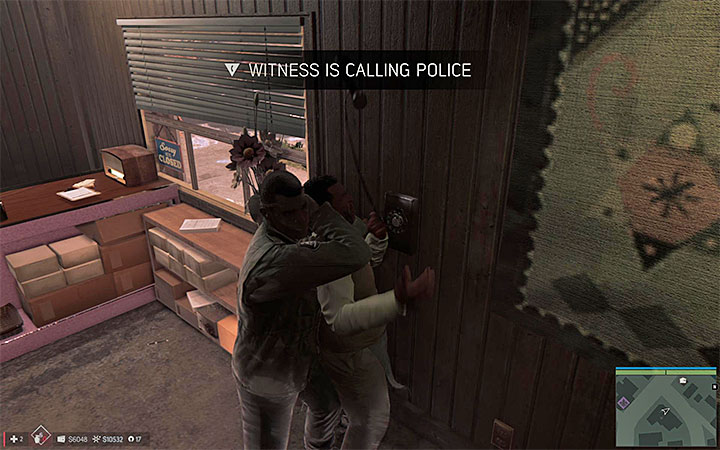 Попробуйте ошеломить мирного жителя до того, как он побежит к телефонной будке, и прежде чем использовать ее - Общие советы - Основная информация - Руководство по игре Mafia III