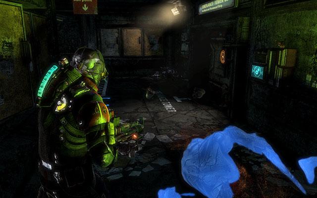 Быстро бегите вперед - попытайтесь избавиться от всех некроморфов, которые могут быть убиты - Исследуйте хранилище артефактов    Побочные миссии: Хранение артефактов - Побочные миссии: Хранение артефактов - Dead Space 3 Game Guide