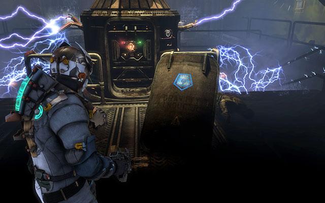 Используйте кинезис, чтобы повернуть клапан, открывая следующую дверь - Восстановите питание и отмените блокировку    Побочные миссии: CMS Greely - Побочные миссии: CMS Greely - Dead Space 3 Руководство по игре