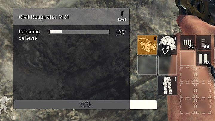 Aside from the items providing protection against direct damage, in Fear the Wolves you will also find special items that give protection against radiation - Armors in Fear the Wolves - Equipment - Fear the Wolves Game Guide