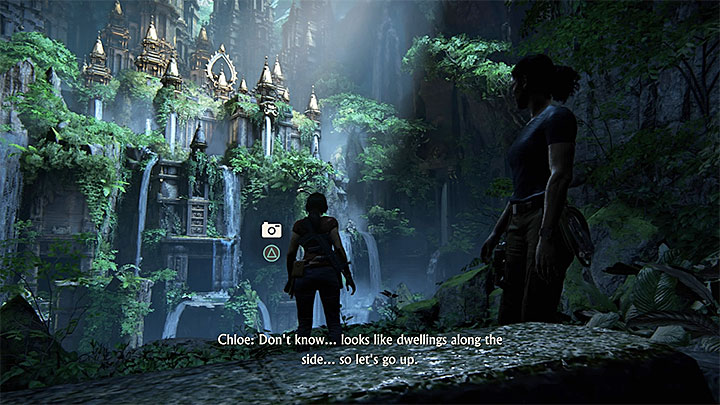 You can take the first photo right after this chapter starts - 7. The Lost Legacy | All Secrets - Secrets - Uncharted: The Lost Legacy Game Guide