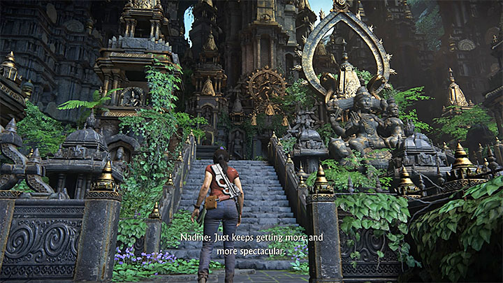 2 - 7. The Lost Legacy | All Secrets - Secrets - Uncharted: The Lost Legacy Game Guide