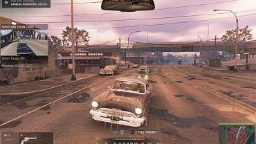 Убегая от полиции, вы можете оглянуться и нацелиться на колеса других транспортных средств - Достижения Mafia 3 - Основная информация - Руководство по игре Mafia III
