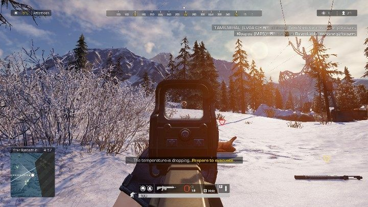 8 - The best weapons available in Ring of Elysium - Weapons and equipment - Ring of Elysium Guide and Tips