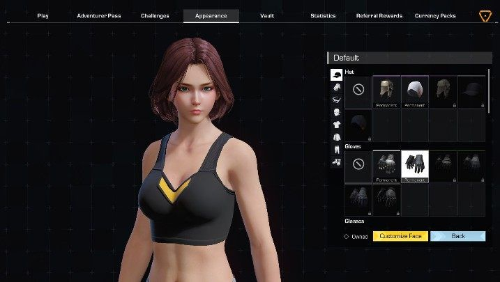 1 - How to change a characters skin in Ring of Elysium? - Characters - Ring of Elysium Guide and Tips
