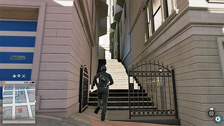 Эта точка находится внутри здания - Точки исследования - карта, локации 1-61 - Коллекционирование - Руководство по игре Watch Dogs 2