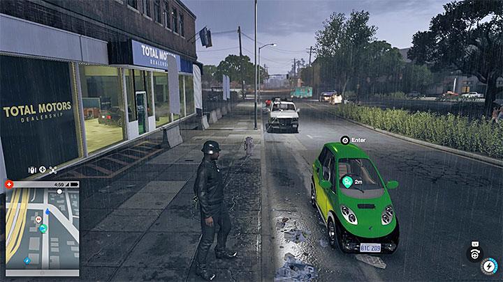 Купите Merengue в Total Motors и закажите его через приложение Car On Demand - Список достижений / трофеев Watch Dogs 2 - Основы - Руководство по игре Watch Dogs 2