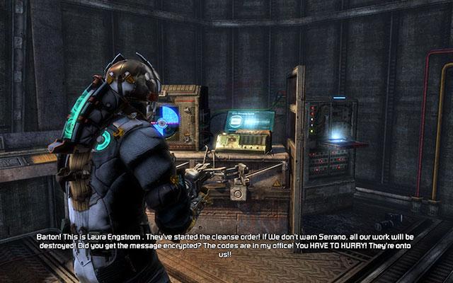 Теперь вы можете смело переходить на другую сторону - восстановить питание и отменить блокировку    Побочные миссии: CMS Greely - Побочные миссии: CMS Greely - Dead Space 3 Руководство по игре