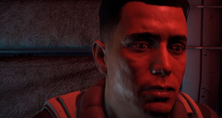 Reyes Vidal. - How to start a romance with Reyes Vidal in Mass Effect: Andromeda? - Romances - Mass Effect: Andromeda Game Guide