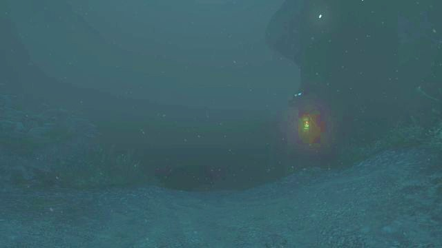 Data Buffer - one of the few secondary activities in the area. - Ocean depths | Collectibles in SOMA Game - Collectibles - SOMA Guide