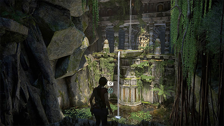 You can take the photo soon after you have examined the altar in the library and unlocked a new passage - 7. The Lost Legacy | All Secrets - Secrets - Uncharted: The Lost Legacy Game Guide