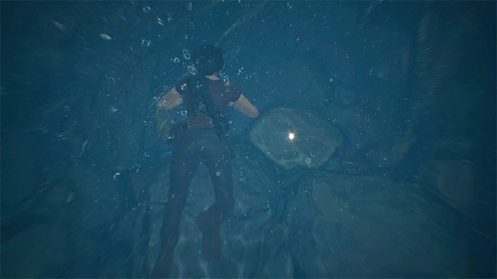 You can find this treasure right after you have taken the above photo - 7. The Lost Legacy | All Secrets - Secrets - Uncharted: The Lost Legacy Game Guide