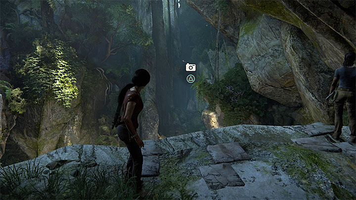 You can take the photo in the location where you have found the eighth treasure - 7. The Lost Legacy | All Secrets - Secrets - Uncharted: The Lost Legacy Game Guide